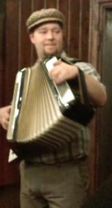 Musician, U Fleku