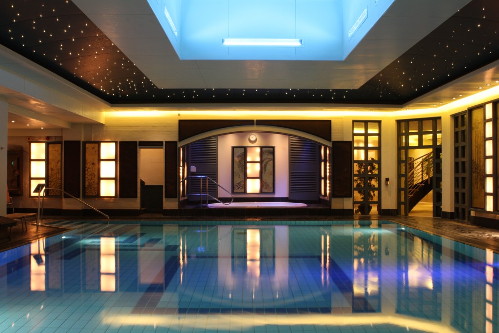 Careys Manor Pool - The New Forest