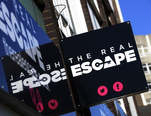 The Real Escape, Portsmouth