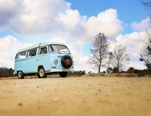 Reasons to hire a classic campervan with New Forest Safari Campers