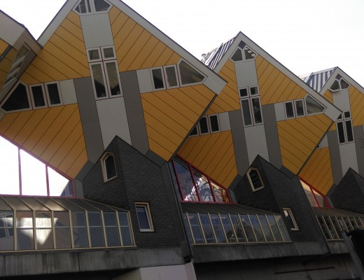 The Cube Houses of Rotterdam