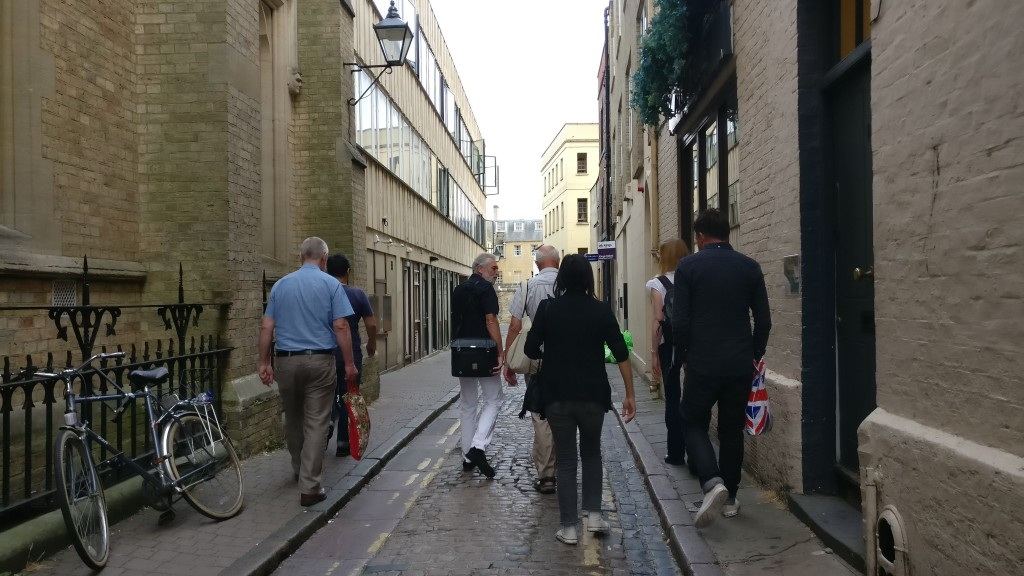 Oxford Pubs Walking Tour