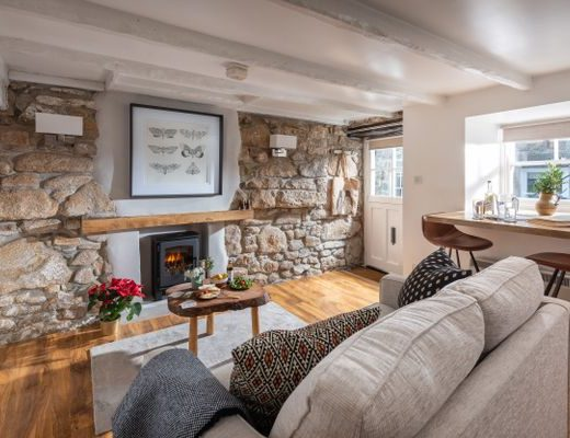 Duck Down accommodation in Cornwall