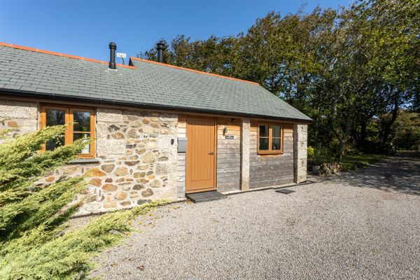 The Cart House accommodation in Cornwall