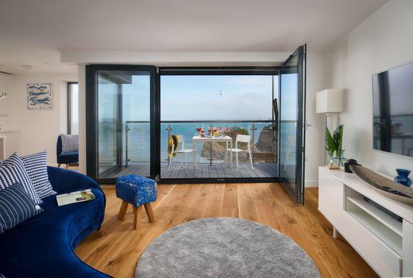 Towan Penthouse in Cornwall
